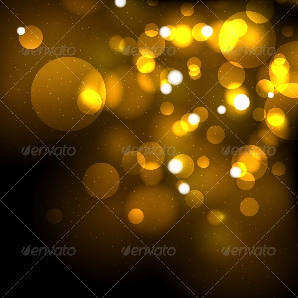 GraphicRiver Gold Festive Abstract Vector Background 3782765