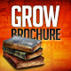 "Annual Report Brochure "" Grow "" - GraphicRiver Item for Sale"