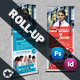 Data Center Business Roll-U-Graphicriver中文最全的素材分享平台