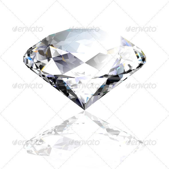 GraphicRiver Diamond 3783578