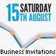 Business Invitation - GraphicRiver Item for Sale