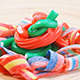 Colorful Gummy Candy Rotating (4-Pack) - VideoHive Item for Sale