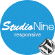StudioNine - Responsive Business WordPress Theme - ThemeForest Item for Sale