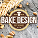 Bake Design Logo - GraphicRiver Item for Sale