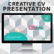 Gstudio Creative CV Presentation Template - GraphicRiver Item for Sale