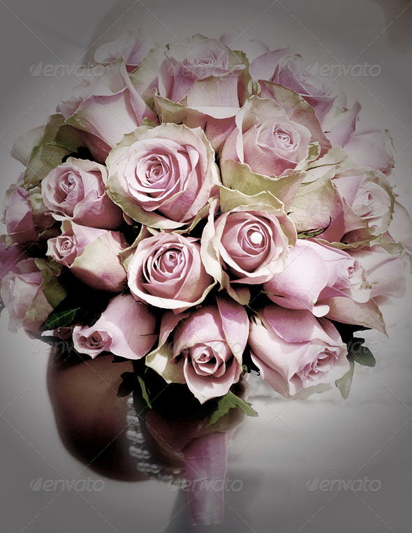Bridal Bouquet - Stock Photo - Images
