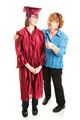 Mom Congratulates Daughter on Graduation - PhotoDune Item for Sale