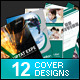 12 Brochure Covers - GraphicRiver Item for Sale