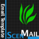 Scenmail Newsletter Email Template - ThemeForest Item for Sale