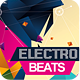 Electro Beats Music Party Flyer - GraphicRiver Item for Sale
