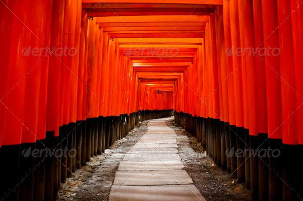 PhotoDune Japan Gate Torii 409201