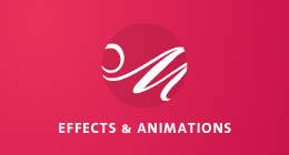 Effects &amp; Animations