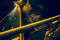 Highway by night - PhotoDune Item for Sale