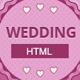 Justwedding - modello di sito Wedding - WorldWideThemes.net articolo in vendita