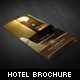 Griya Hotel Trifold Brochure - GraphicRiver Item for Sale