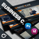 Rent A Car Business Card & Face Timeline - GraphicRiver Item for Sale