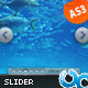 Rotating Slider with Background Effect AS3 - ActiveDen Item for Sale