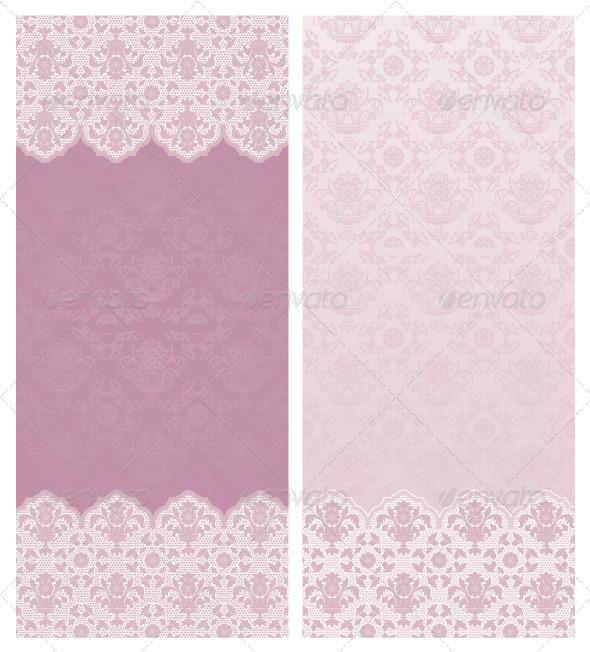 GraphicRiver Wedding Invitation Floral Ornament 3808214