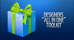 Designer&#x27;s &quot;All in One&quot; Toolkit