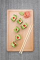 Dragon Roll Sushi - PhotoDune Item for Sale