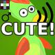 Cute Alien Scream