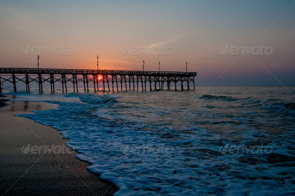 myrtle beach south carolina - Stock Photo - Images