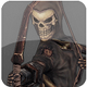 LowPoly HandPainted Archer Skeleton - 3DOcean Item for Sale
