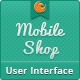 Mobile Shop UI - GraphicRiver Item for Sale