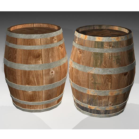 3DOcean Barrel 3815731
