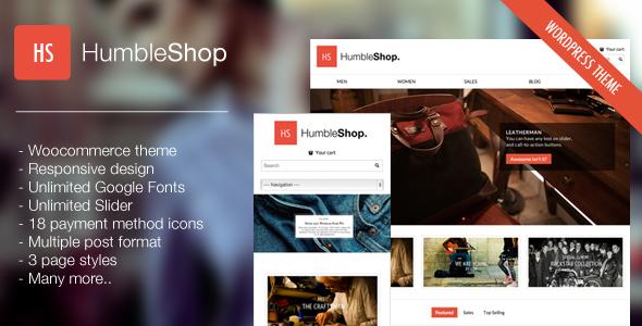 humbleshop-minimal-wordpress-ecommerce-theme