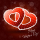 Pair of Valentine Hearts - GraphicRiver Item for Sale