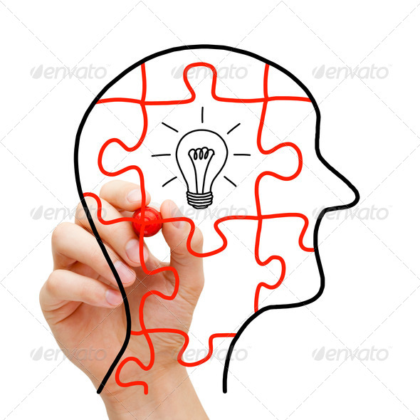 Creative Thinking Concept - Stock Photo - Images
