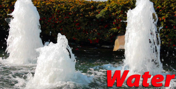 [VideoHive 3820623] Water | Stock Footage