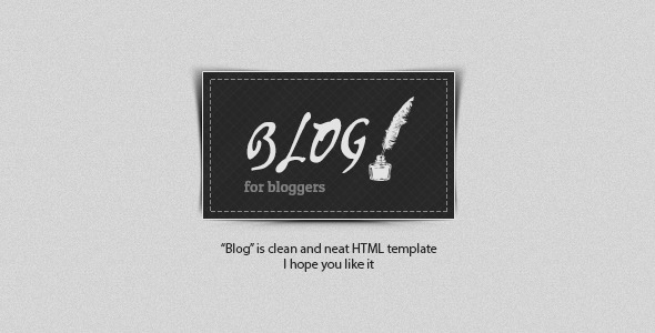 Blog - Responsive Multi-Purpose HTML Template