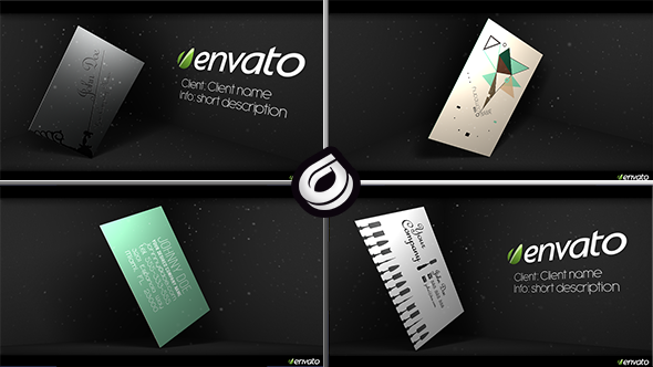 VideoHive Stylish Print Designs Showcase 3775141
