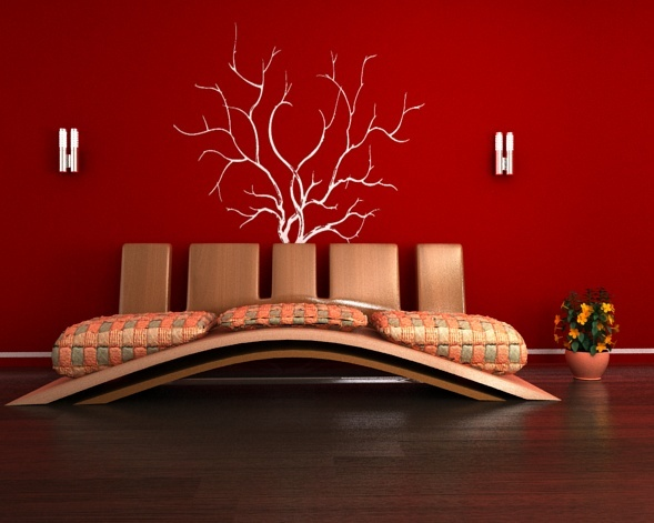 3DOcean Modern sofa with textures 411816