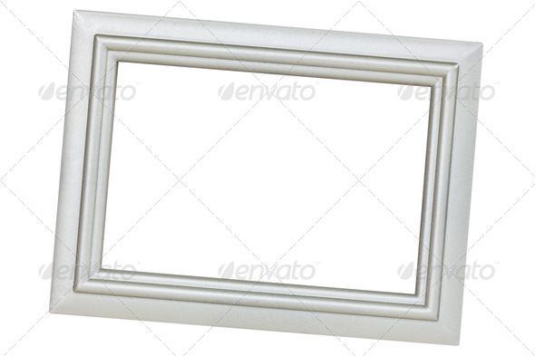 PhotoDune Silver Picture Frame 3825335