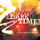 Dark Times Coming CD Cover Artwork Template - GraphicRiver Item for Sale