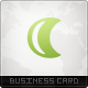 Luna Business Card - GraphicRiver Item for Sale