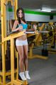 Sexy Girl in Fitness Studio - PhotoDune Item for Sale