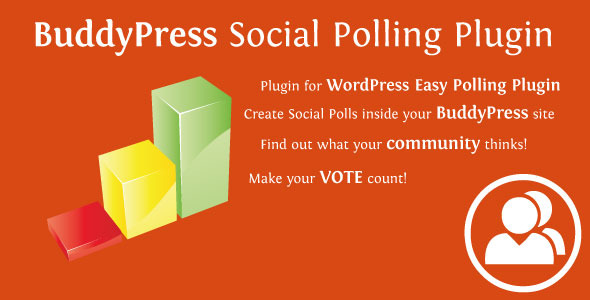 CodeCanyon BuddyPress Social Polling Plugin 3833333