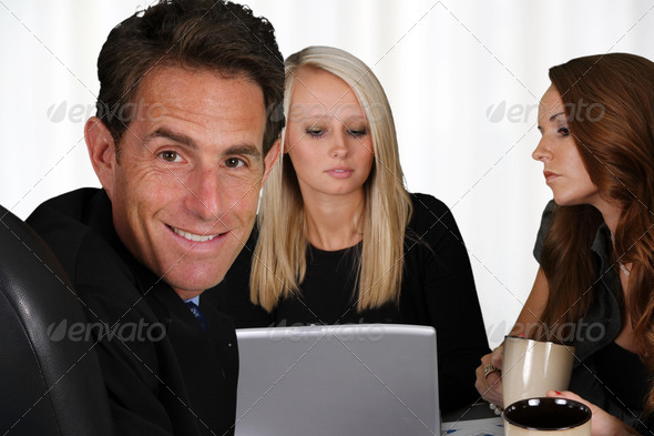 Business Team - Stock Photo - Images