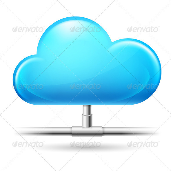 GraphicRiver Cloud Computing 3839979