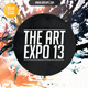 Art Expo &amp;amp; Art Show Event Flyer Template PSD - GraphicRiver Item for Sale