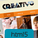 Creativo - Modern Responsive Theme - ThemeForest Item for Sale