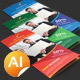 Multipurpose Tri-Fold Brochure Vol-3 - GraphicRiver Item for Sale