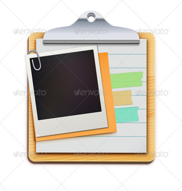 GraphicRiver Clipboard 3841787