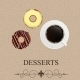 Vector Dessert Menu - GraphicRiver Item for Sale