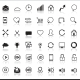 Set of 42 SEO Internet Icons. - GraphicRiver Item for Sale