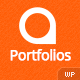 Portfolios - ThemeForest Item for Sale